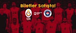 Bahçeşehir Koleji maçı biletleri satışta