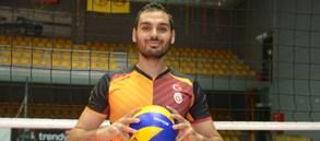 Ufuk Minici 2 yıl daha Galatasaray'da