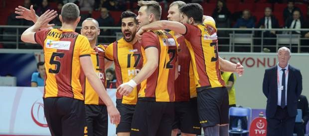 Lions of the Net are in the quarter-final of CEV Cup