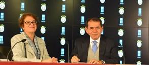 Galatasaray UNDP İle İşbirliği Anlaşması İmzaladı