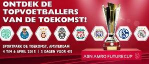 Galatasaray U17 Takımı ABN Amro Future Cup'ta