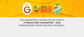Maça Doğru | Galatasaray - Frutti Extra Bursaspor