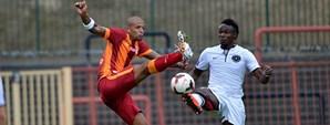 RWS Bruxelles 0-1 Galatasaray