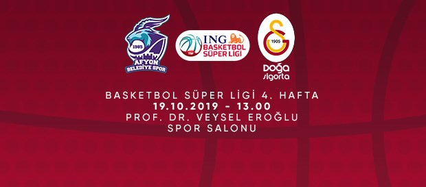 Maça doğru | Meksa Yatırım Afyon Belediyespor - Galatasaray Doğa Sigorta