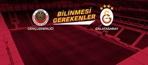 Opta Facts | Gençlerbirliği - Galatasaray