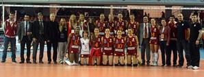 Galatasaray Daikin 3 - 2 Yamamay Busto Arsizio