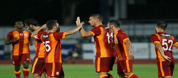 HAZIRLIK MAÇI | Galatasaray 2-1 Celta de Vigo