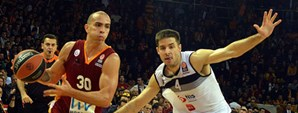 FC Barcelona 88 - 61 Galatasaray Liv Hospital