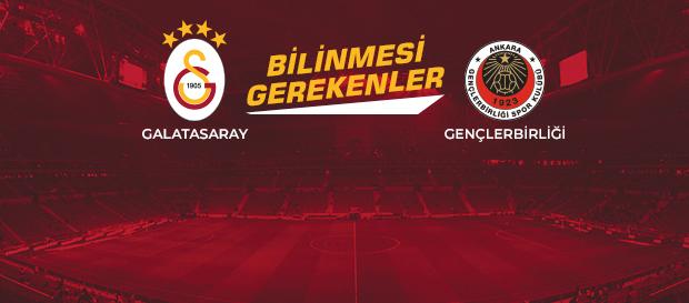 Opta Facts | Galatasaray - Gençlerbirliği