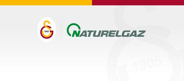 Naturelgaz Galatasaray Basketbol Erkek A Takımına forma sırt sponsoru oldu