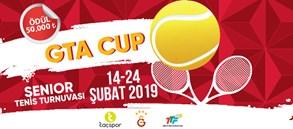 GTA Cup Tenis Turnuvası'na kayıtlar devam ediyor