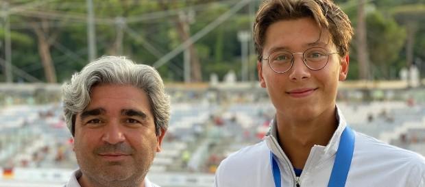 Berke Saka Avrupa Gençler Şampiyonu!