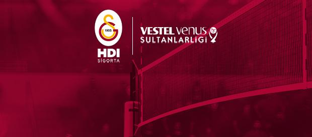 Vestel Venus Sultanlar Ligi'nde ilk 3 haftanın programı belli oldu