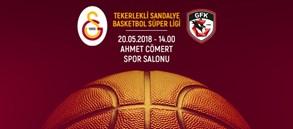 Maça doğru | Galatasaray – Gazişehir Gaziantep