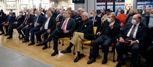 Divan Kurulu Ekim Ayı Olağan Toplantısı gerçekleştirildi
