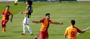 Galatasaray U21 2-0 Fenerbahçe U21