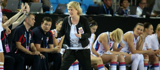 Sarayın Sultanları'na Avrupa Şampiyonu Baş Antrenör: Marina Maljkovic