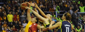 Galatasaray 77 - Fenerbahçe 84