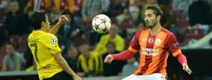 Maça Doğru: Borussia Dortmund - Galatasaray