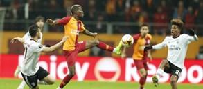 Galatasaray 1-2 SL Benfica