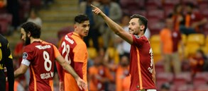 Galatasaray 6-0 Kayserispor
