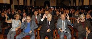 Ekim Ayı Divan Toplantısı Yapıldı