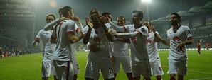 Karabükspor 1-2 Galatasaray