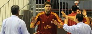 Maça Doğru: Oyak Renault - Galatasaray CC