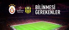 OPTA Facts | Galatasaray - Evkur Yeni Malatyaspor