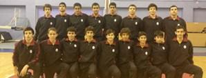Küçük Erkek   Galatasaray 85 - Yeşilyurt 53