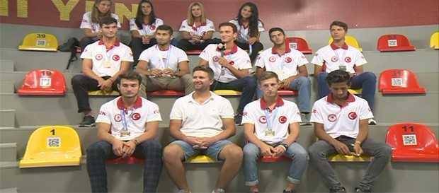Şampiyonlar GS TV'de