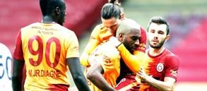 Galatasaray 1-0 MKE Ankaragücü