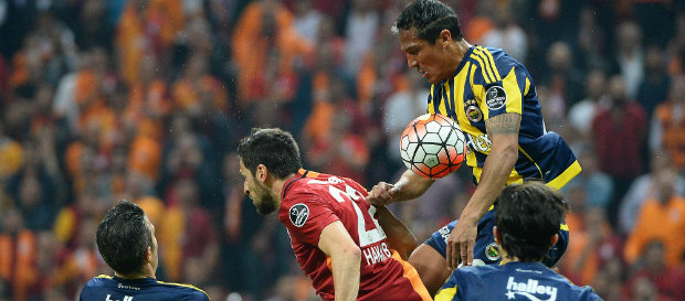 Süper Lig | Galatasaray 0-0 Fenerbahçe