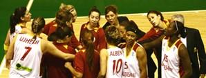 Playoff Final Serisi Ayhan Şahenk'te Devam Ediyor