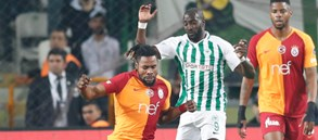 Atiker Konyaspor 0 - 0 Galatasaray