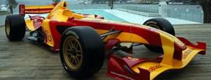 Superleague Formula Takımımız Tanıtıldı