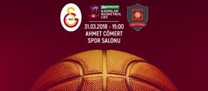 Maça doğru | Galatasaray – Abdullah Gül Üniversitesi