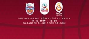 Maça Doğru | Arel Üniversitesi Büyükçekmece - Galatasaray Doğa Sigorta