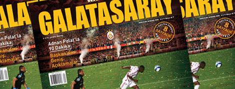 Galatasaray Dergisi 67. Sayı İçeriği