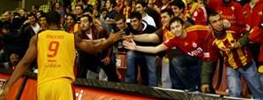 Mersin BŞB: 63 – Galatasaray Cafe Crown: 53
