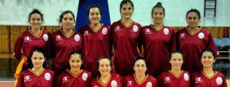 Genç Kız    Galatasaray  46 - Bayrampaşa Sancak 42