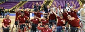 Engelsiz Aslanlar Dördüncü Kez Avrupa Şampiyonu!