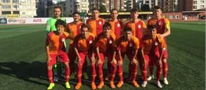 Fenerbahçe U19 0 - 1 Galatasaray U19