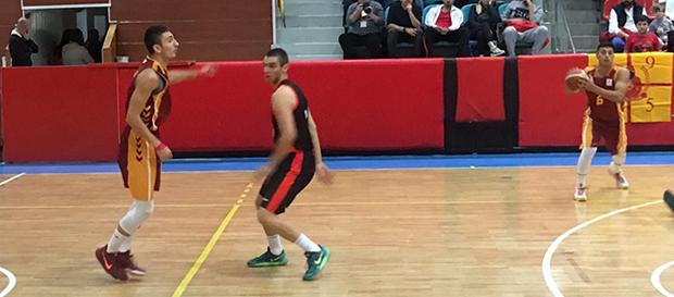 Muratbey Uşak Sportif 74 - 88 Galatasaray U18