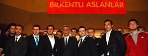 Başkan Adnan Polat Bilkent Üniversitesi'ndeydi
