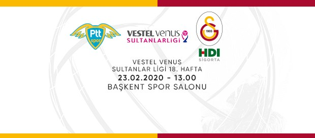 Maça doğru | PTT - Galatasaray HDI Sigorta