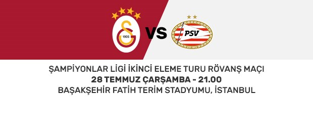 Maça Doğru | Galatasaray - PSV Eindhoven