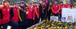 U16 Takımımızdan Özhan Canaydın'a Ziyaret