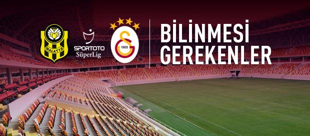 OPTA Facts | Evkur Yeni Malatyaspor - Galatasaray