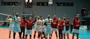 Galatasaray HDI Sigorta 3 - 2 Maliye Piyango